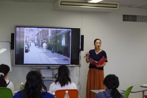 ●総合文化学科プログラム● キャンパスすぐ近くの「祇園」をテーマにした体験授業!