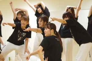 ●クラブ・サークルパフォーマンス● Dance部の発表! いつも「カッコイイ!」と好評のダンスを披露☆