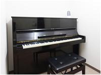練習室 防音設備のついた個室型ピアノ練習室。寮でも存分にレッスンができます。