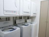 清潔な設備が揃っています。