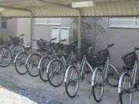 京都は自転車があると便利。